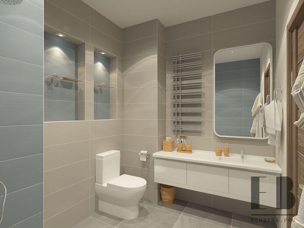 Ванная комната в минимализме дизайн