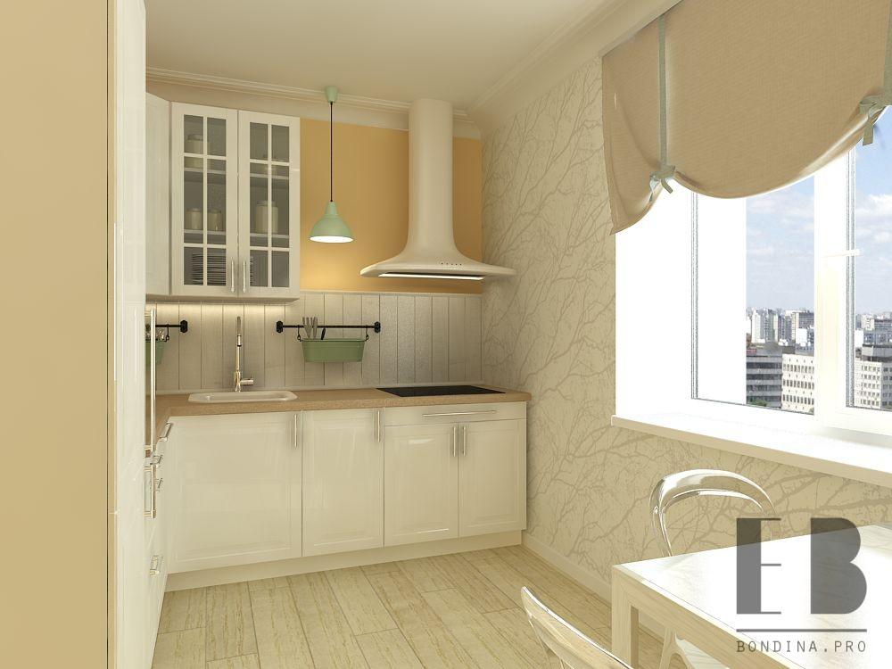 Трехкомнатная квартира в Челябинске дизайн