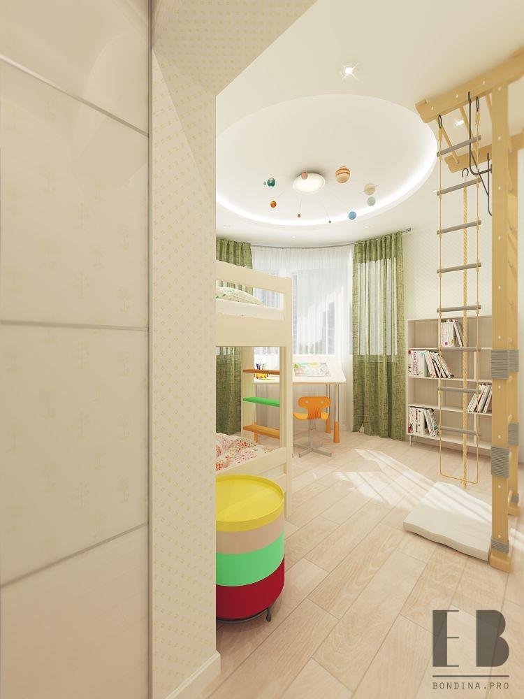 Kids room design