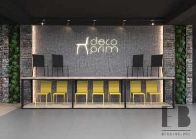 "Furniture Showroom ""DECOPRIM"""