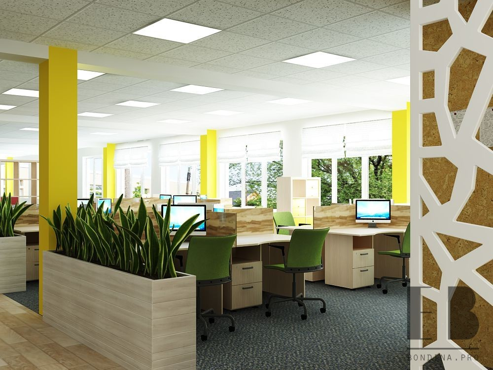 Office design project