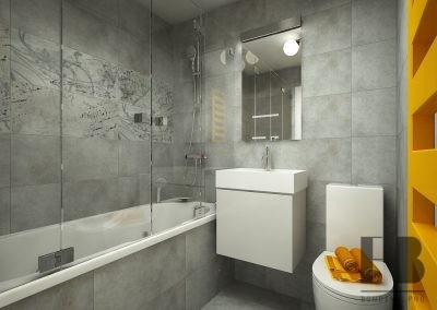 Дизайн квартиры для студента