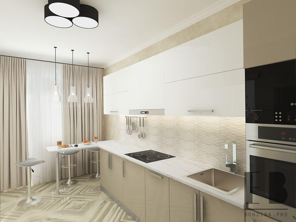 House Kitchen Design  - Brussels 1 House Kitchen Design - Brussels - Interior Design