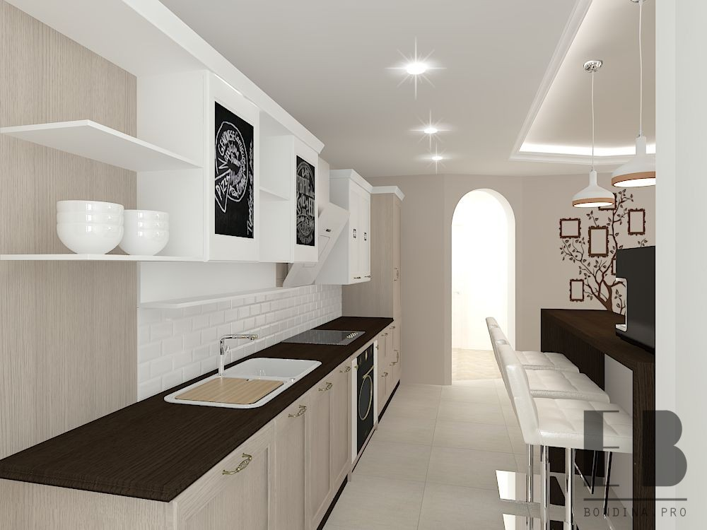Kitchen Design For Small Space  - London 1 Kitchen Design For Small Space - London - Interior Design