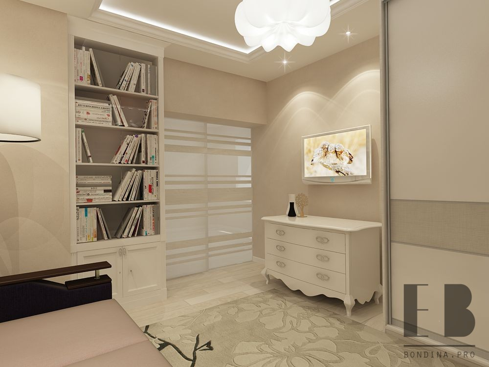 Living Room Sliding Doors interior design