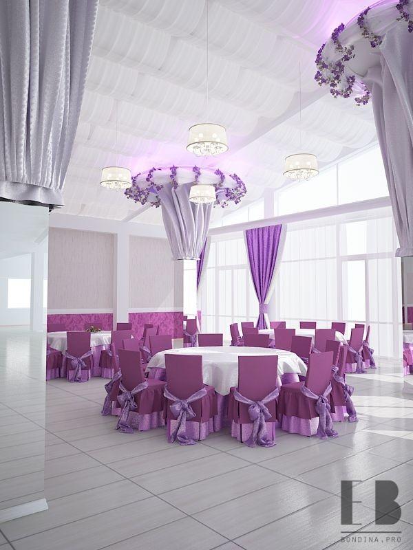 Restaurant Banquet Hall Design