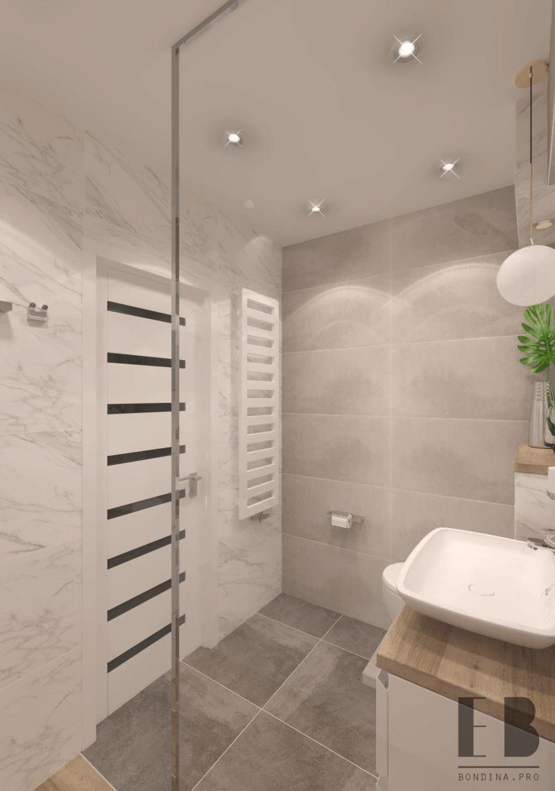 Интерьер ваннной комнаты