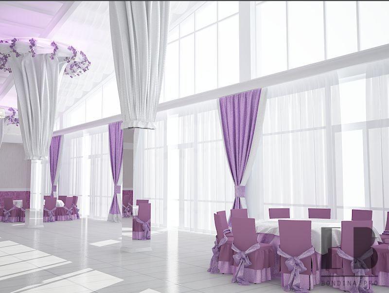 Guest Places interior design