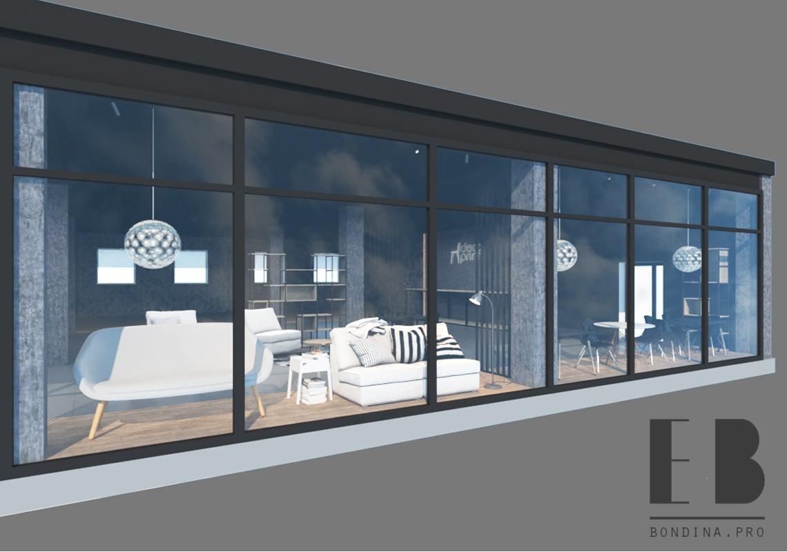 Furniture Store Design
