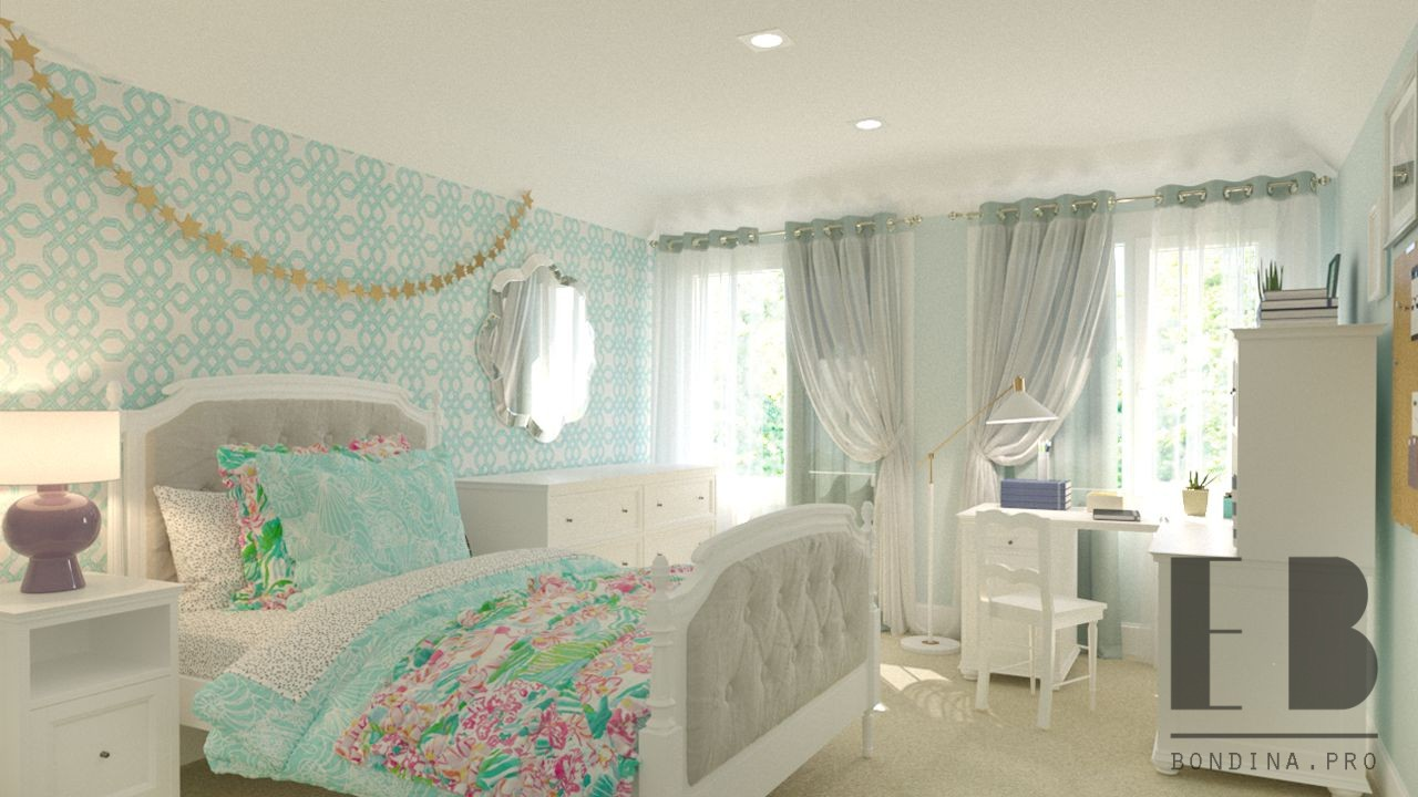 Room for the girl design