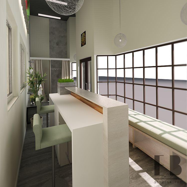 Design yoga studio