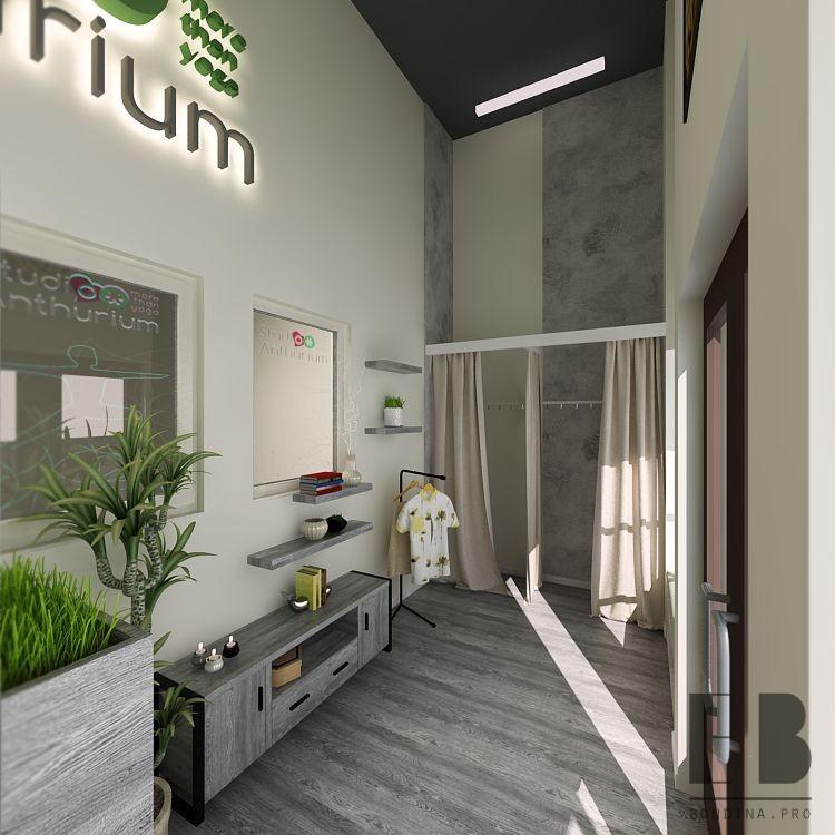 Reception area design