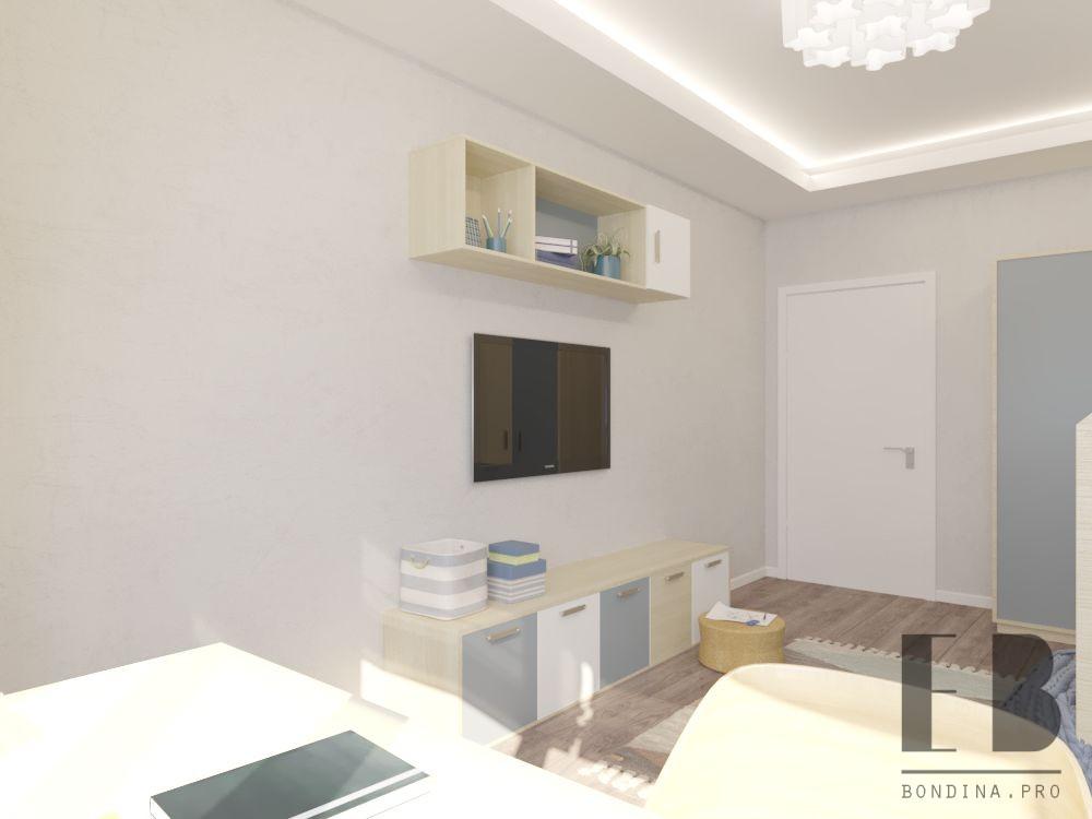 Светлая комната для девочки дизайн интерьера