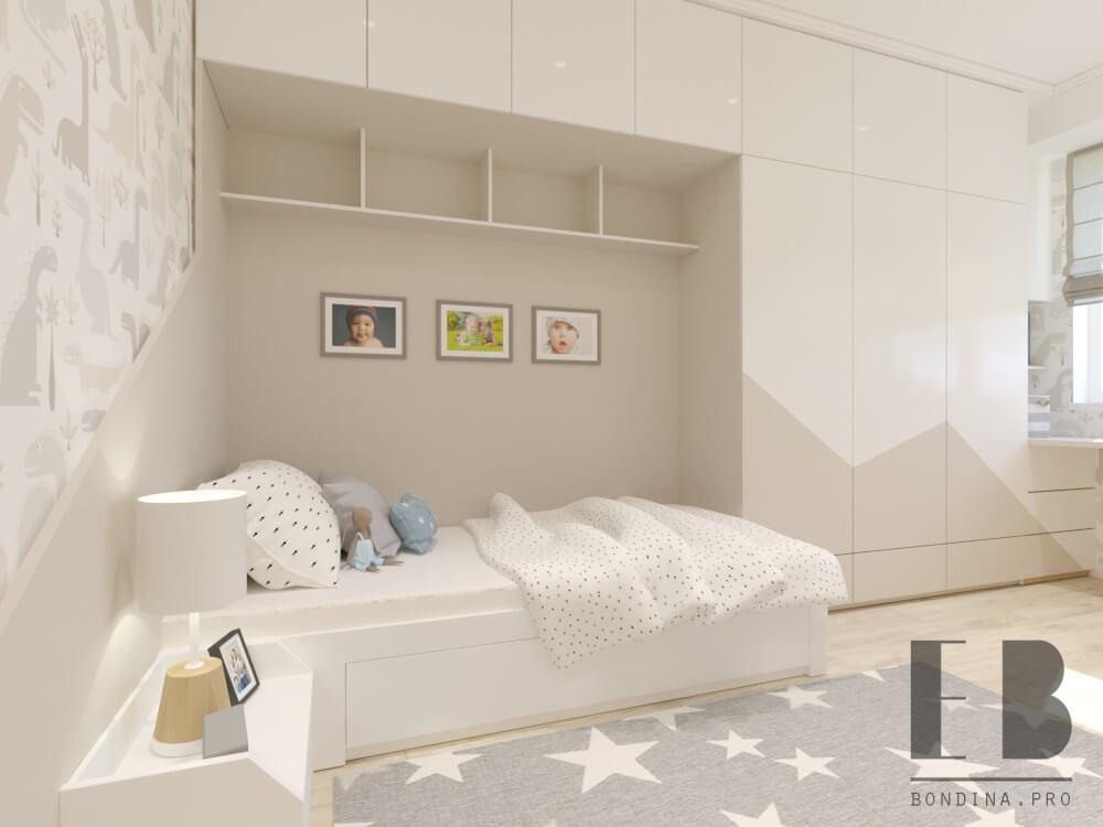 Детская комната интерьер