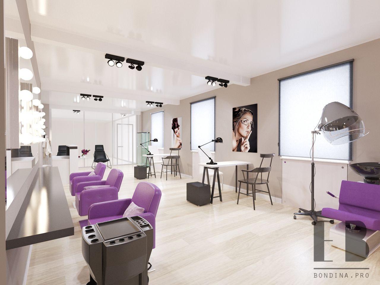 Hairdresser workplace design