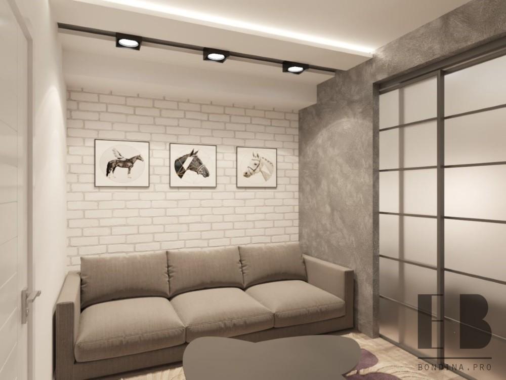 Квартира для молодой семьи дизайн интерьера