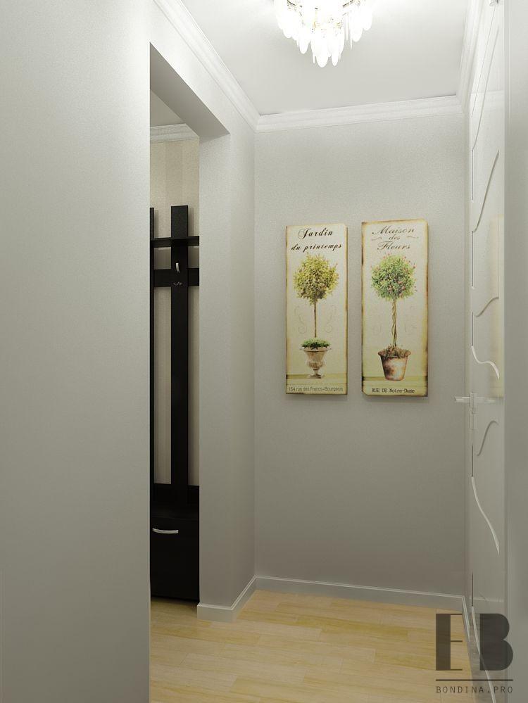 Картины в прихожей дизайн интерьера