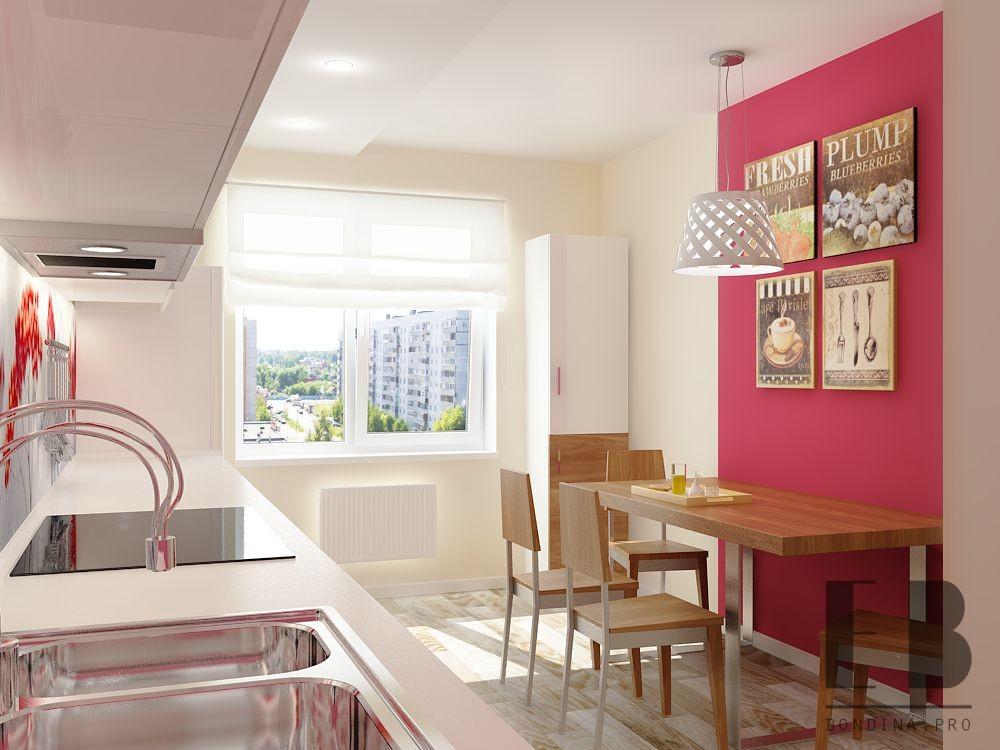 Lingonberry cuisine interior design
