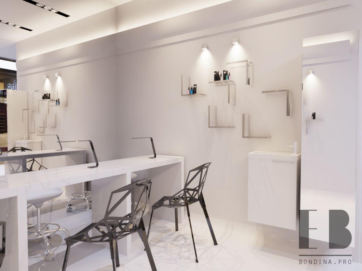 Customer Service Location interior design
